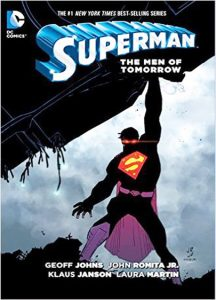 Superman Men of Tomorrow