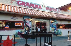 Gramma Mora's Restaurant, located at 1465 Hertel Ave., Buffalo, NY