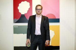 Julian Montague Body of Trade & Commerce Gallery @ Echo Art Fair photo by Cheryl Gorski 1