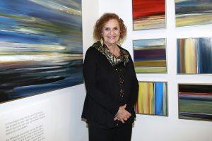 Susan Copely @ Echo Art Fair photo by Cheryl Gorski 2