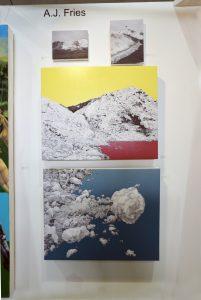 The Benjaman Gallery Gallery @ Echo Art Fair photo by Cheryl Gorski 3
