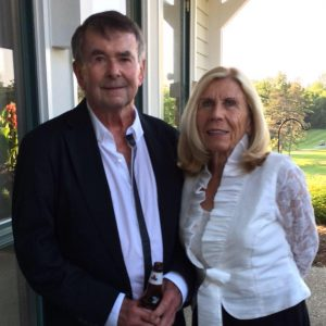 Ken Meyers and wife Joan in 2015 (photo courtesy Facebook profile)