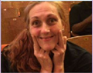 "Creative? Referring to her planned attendance in the audience to listen to guest speaker Steve Perry, Buffalo Public Schools kindergarten teacher, Kristen Konrad Mendoza writes: ""I've found some creative ways to continuously flip Stevie P off all night long. Hope to see some parents and fellow educators tonight."""