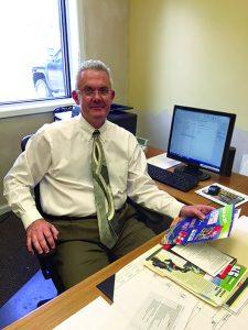 Ed Sullivan, former Sorrento executive now owns Hanson Sign Company