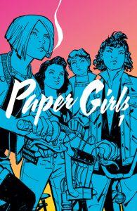 Paper Girls v1