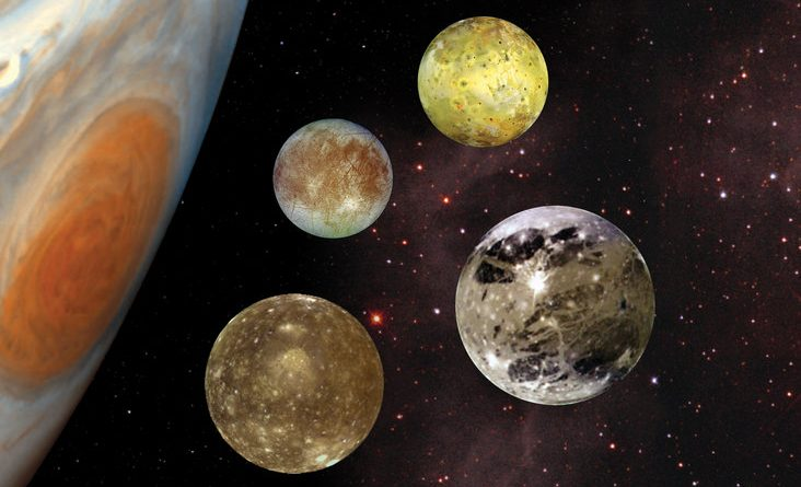 If you haven't seen Jupiter's four moons yet, July 30th may your best next chance.
