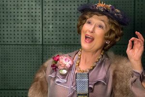 FLORENCE FOSTER JENKINS ON SCREEN