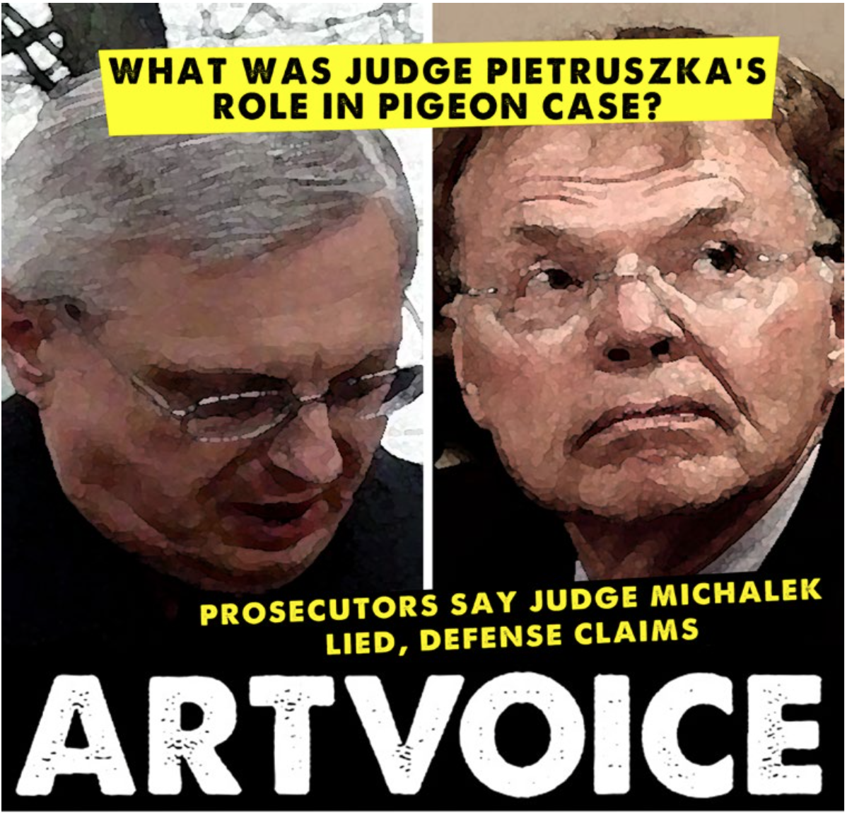 Judge Pietruszka had role in assigning counsel to witness ...