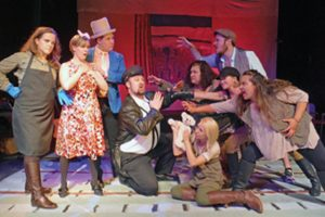 THEATER REVIEW: URINETOWN