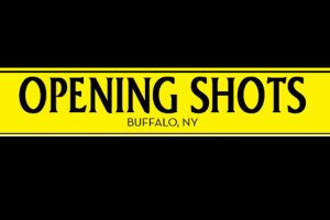 THEATER: OPENING SHOTS