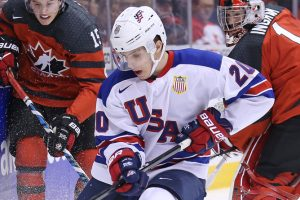 WORLD JUNIORS: TOO BIG FOR THEIR BRITCHES?
