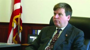 Acting DA Michael Flaherty chose to charge Rus Thompson.