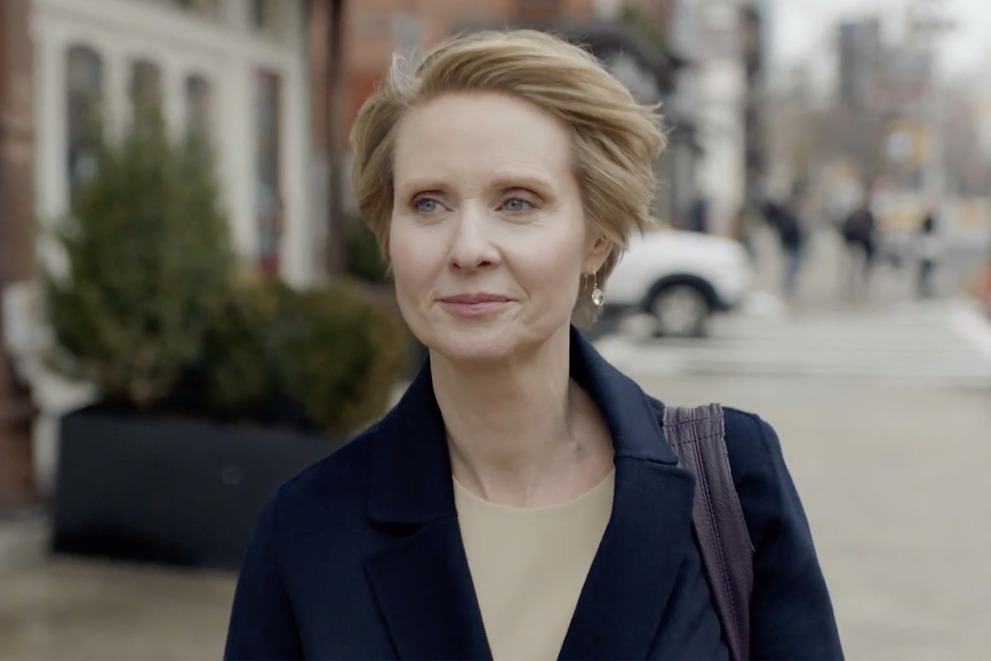 'Sex and the City' actor to run for governor of NY