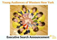 Executive Director Search: Young Audiences of WNY